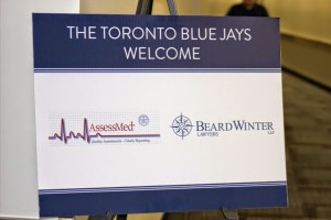 Toronto Blue Jays Welcome