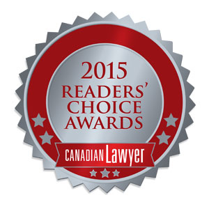2015 Canadian Readers Choice IME